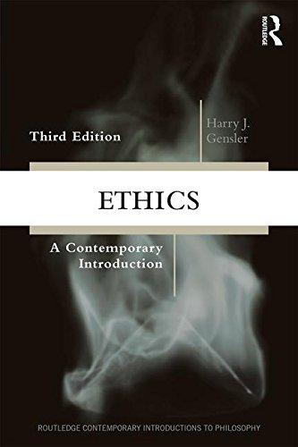 Introduction to Ethics, third edition